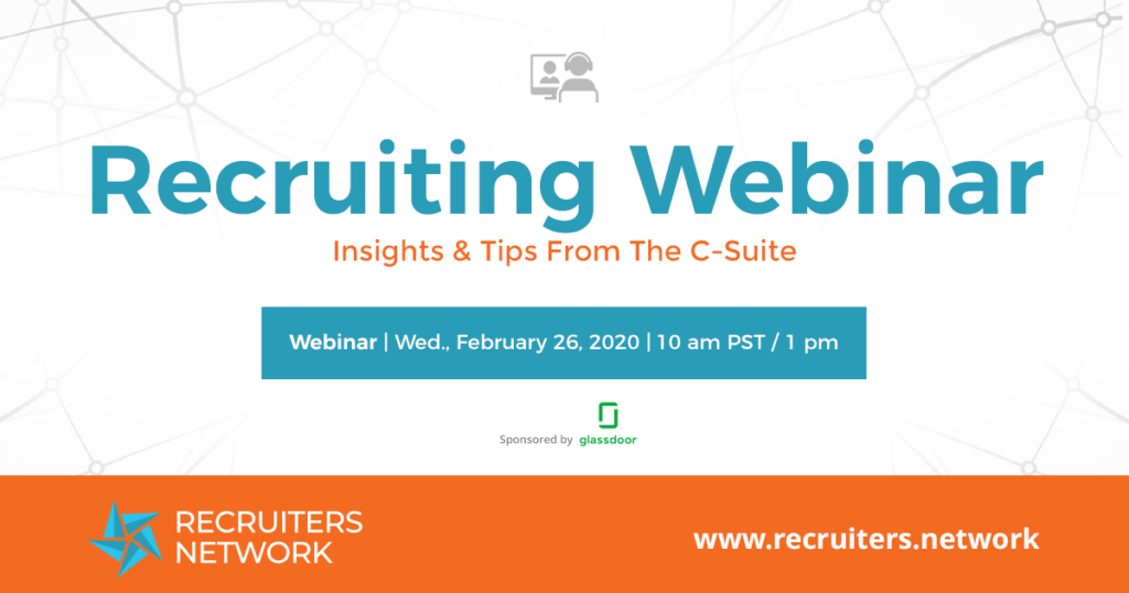 Recruiting Insights & Tips From The C-Suite