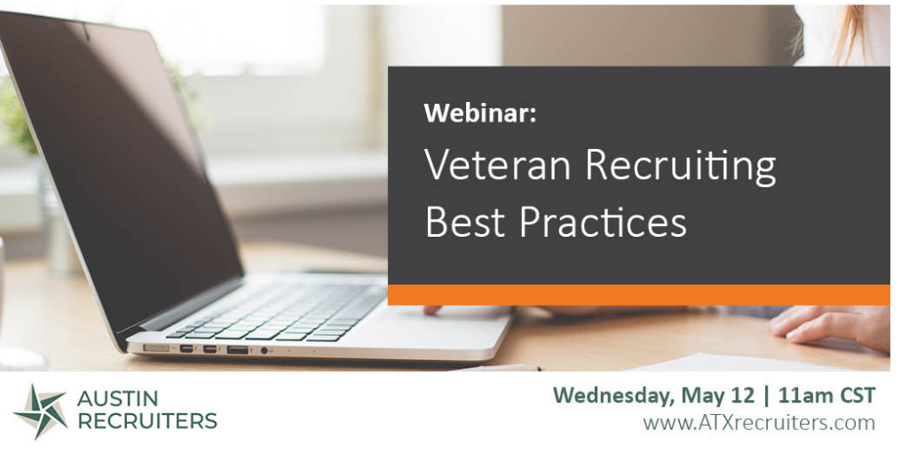 Veteran Recruiting Best Practices